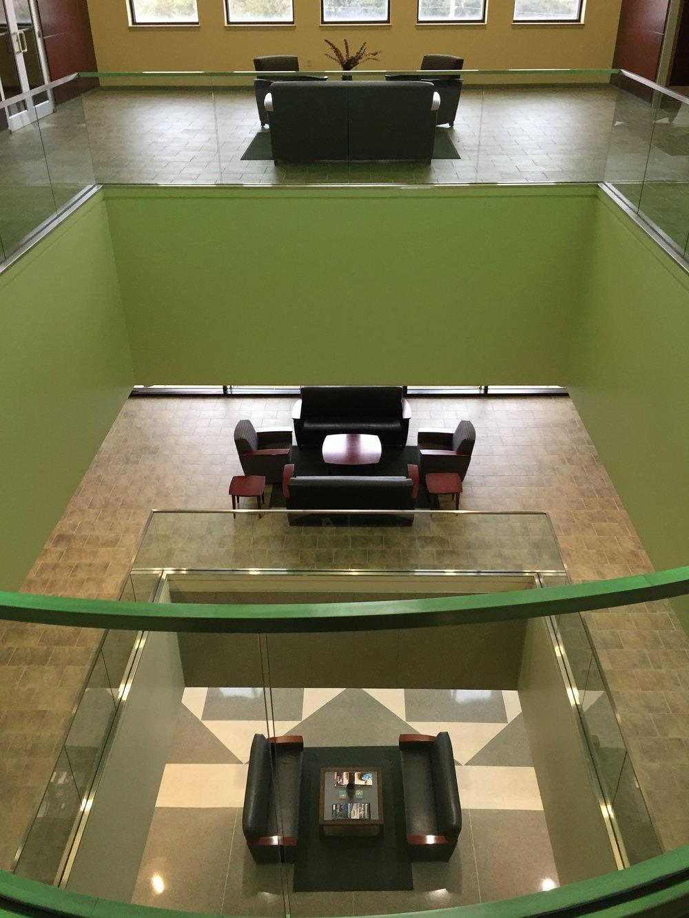 All Floors: Meeting Areas