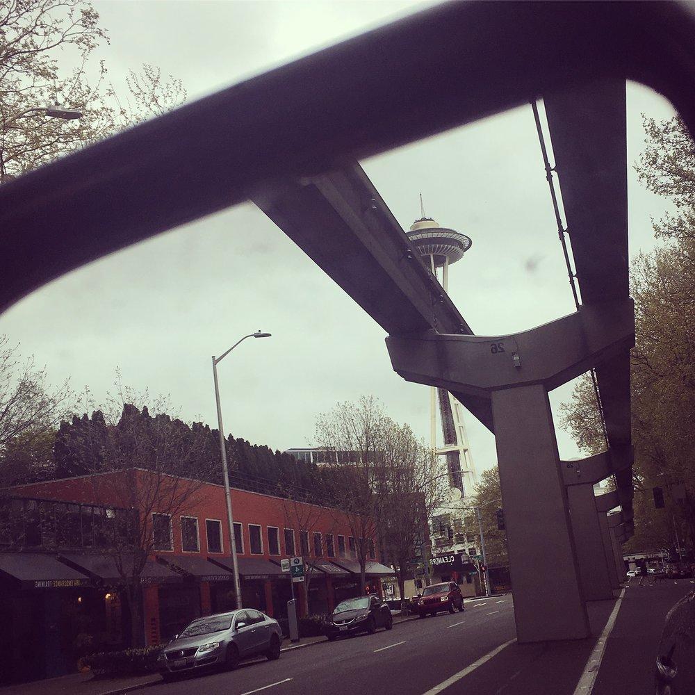 See ya, Seattle!