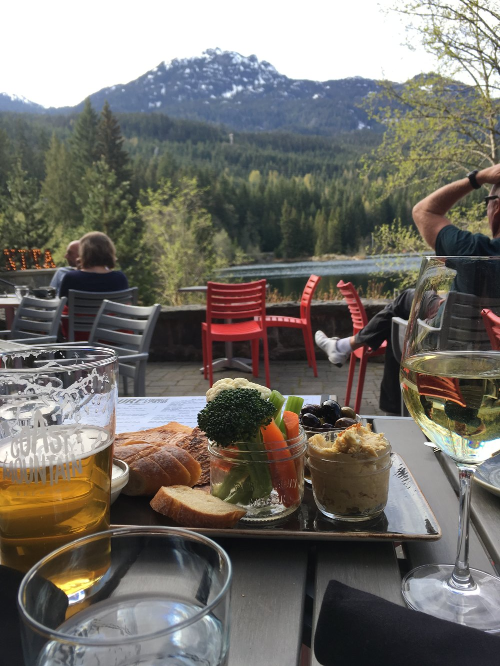 NITA LAKE LODGE - WHISTLER