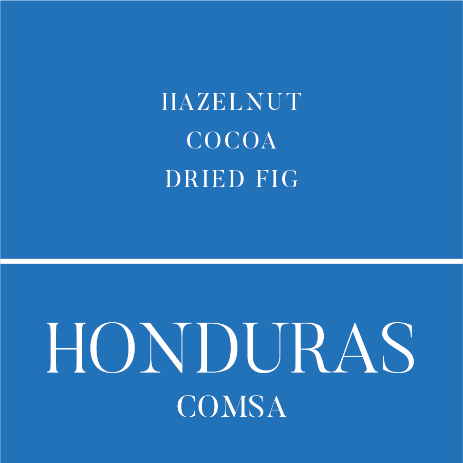 Honduras Comsa Coffee