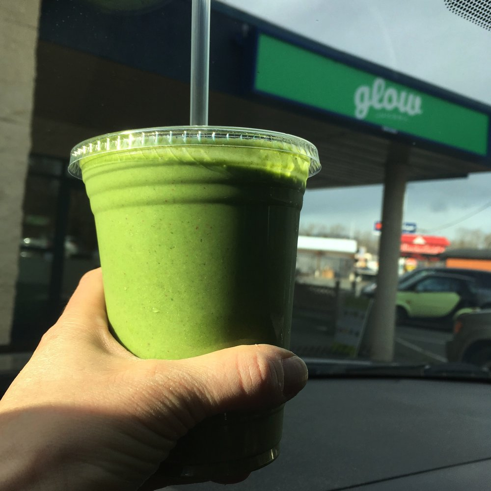 GLOW JUICERY   - DUNCAN AND BEYOND