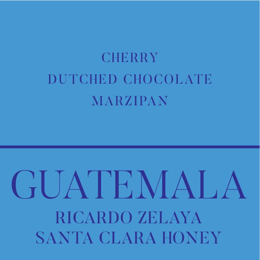 Ricardo Zelaya Santa Clara Honey