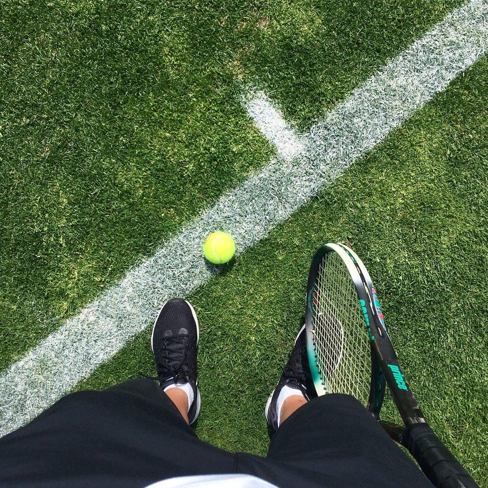 SOUTH COWICHAN LAWN TENNIS CLUB - COWICHAN BAY