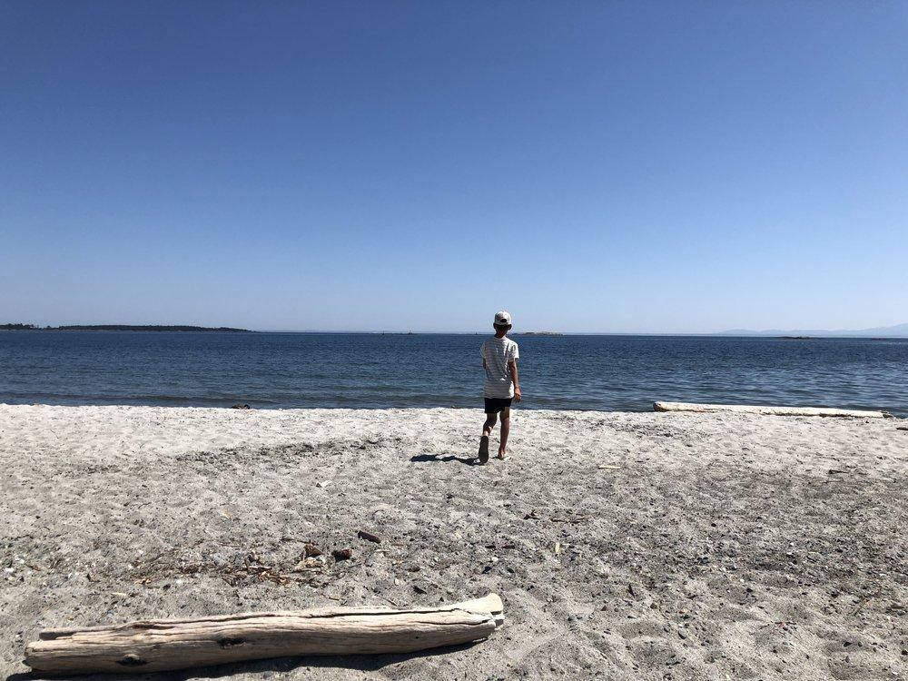 WILLOWS BEACH - OAK BAY, VICTORIA