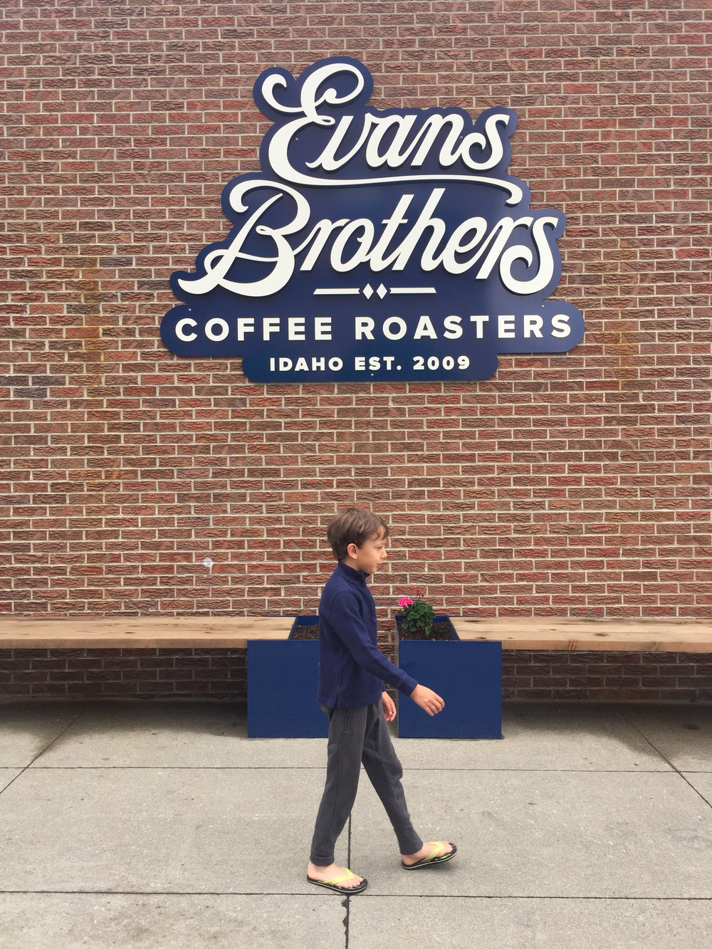 EVANS BROTHERS - IDAHO