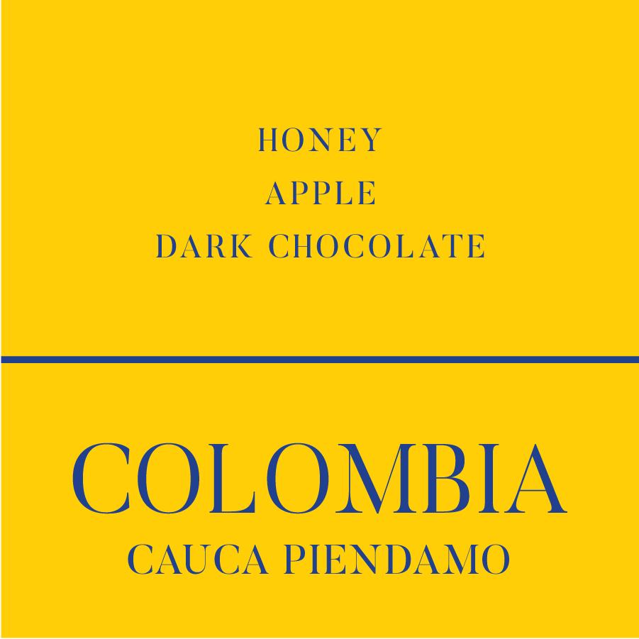 Colombia Cauca Piendamo Foglifter