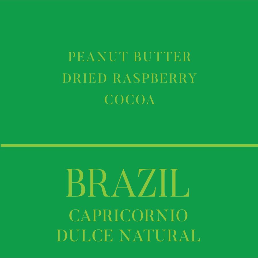 Foglifter Coffee Brazil Capricornio Dulce Natural