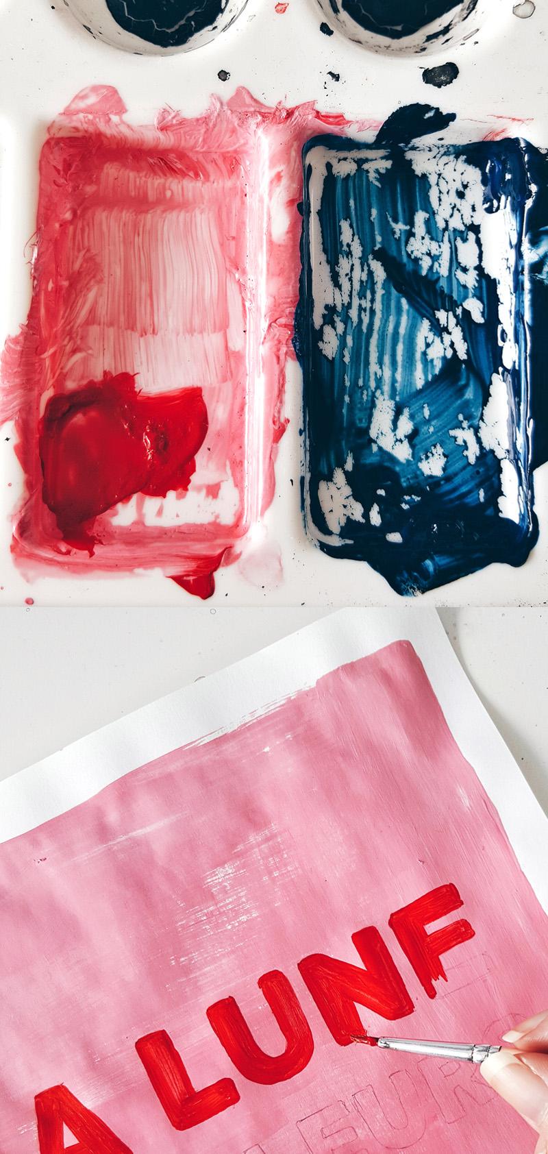 A colour palette for 2017
