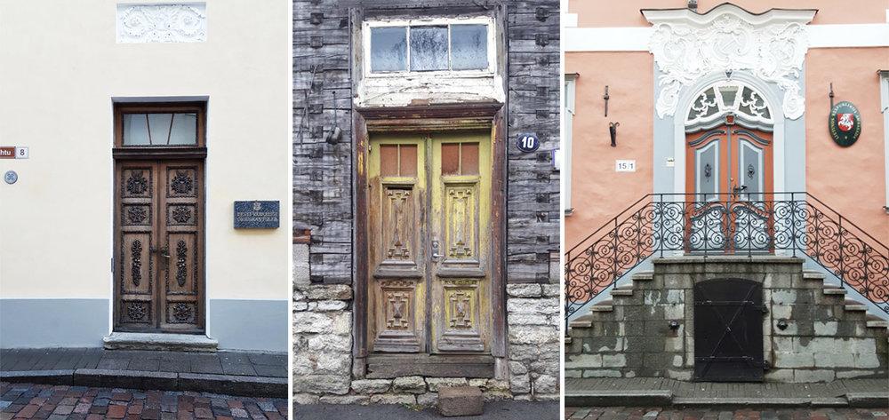Doors, Doors and more beautiful doors