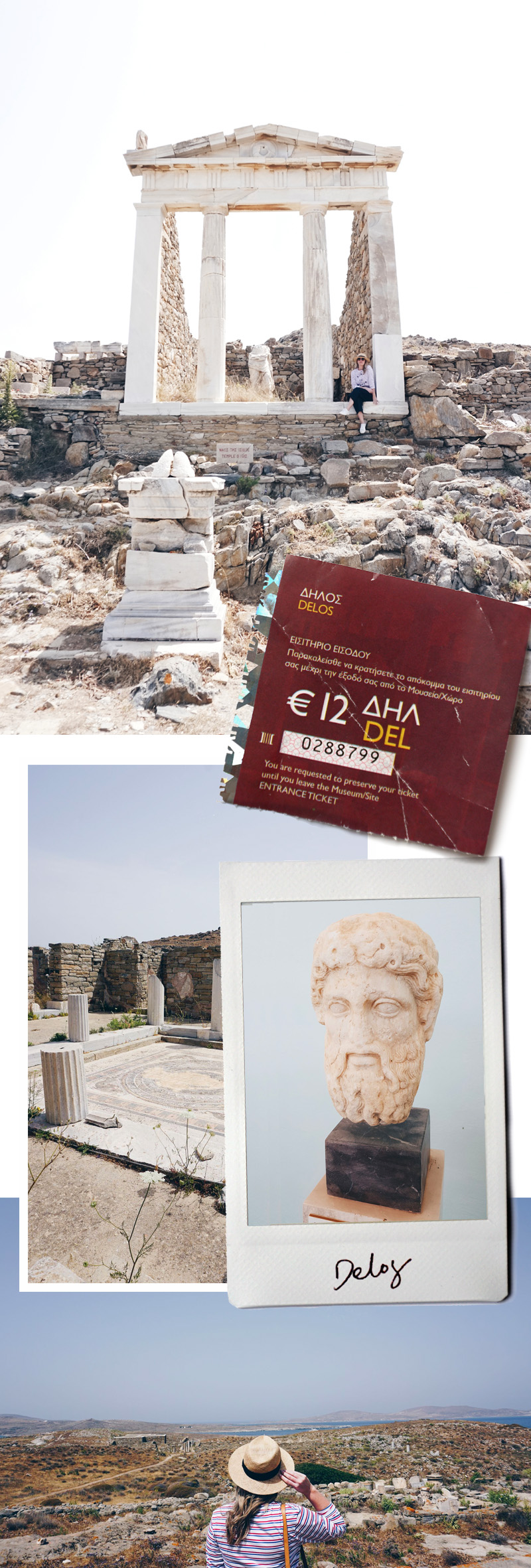 A day trip to Delos