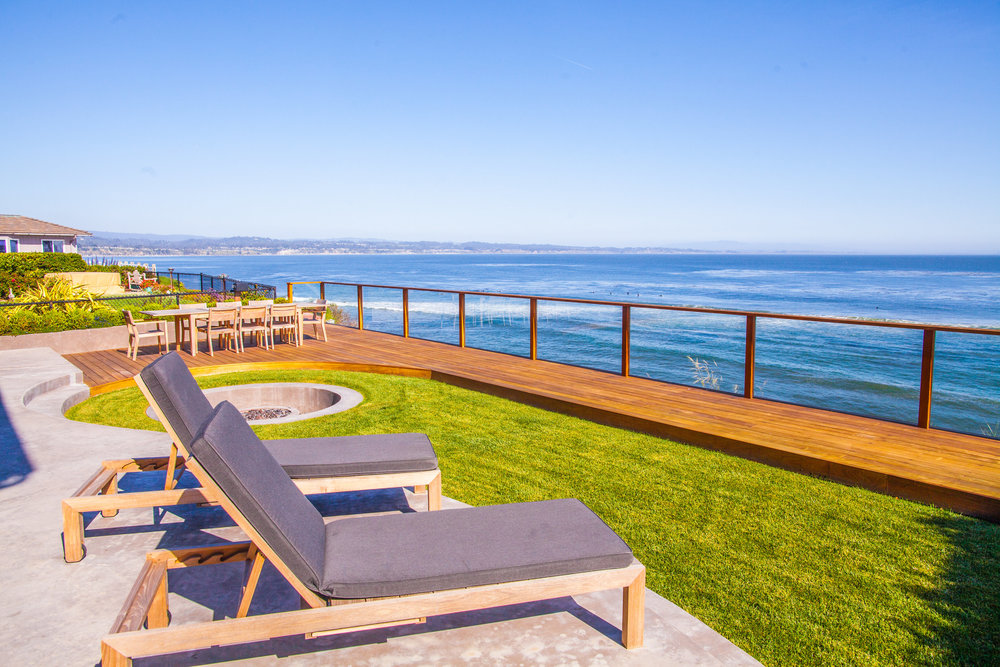 monterey bay ocean views house for sale