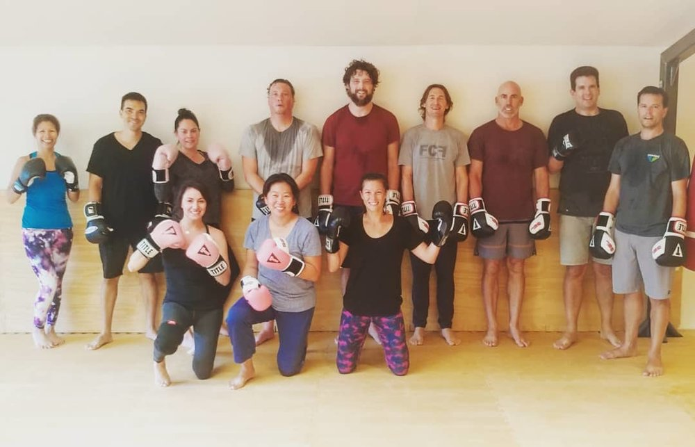 """Awesome gem in Laguna Beach! Everything about this place is great. I've done 2 FCF (FightCamp Fit) programs so far and have only positive things to say. The instructors are excellent and the program is very well designed. Not only did they help in challenging my limits, but we also had a great time doing it. The program organizers are also supportive and have been keen to make sure that all are completely satisfied. I highly recommend the academy/FCF... can't go wrong!"" - Kal"