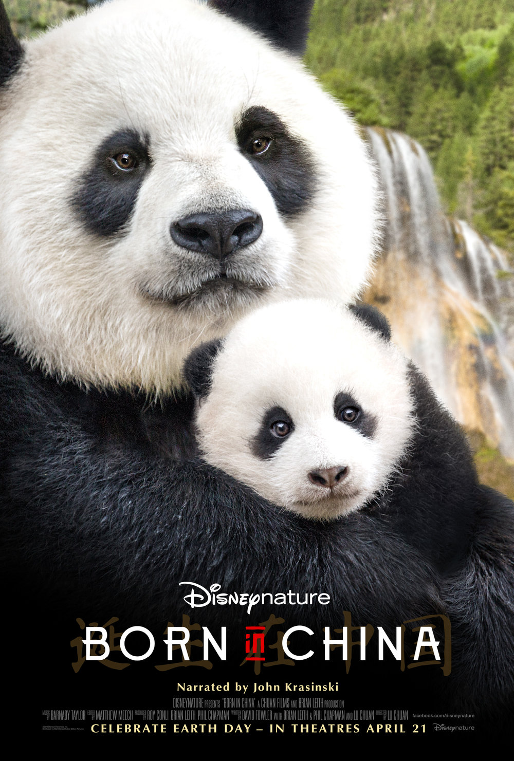 Born in China - age 6+