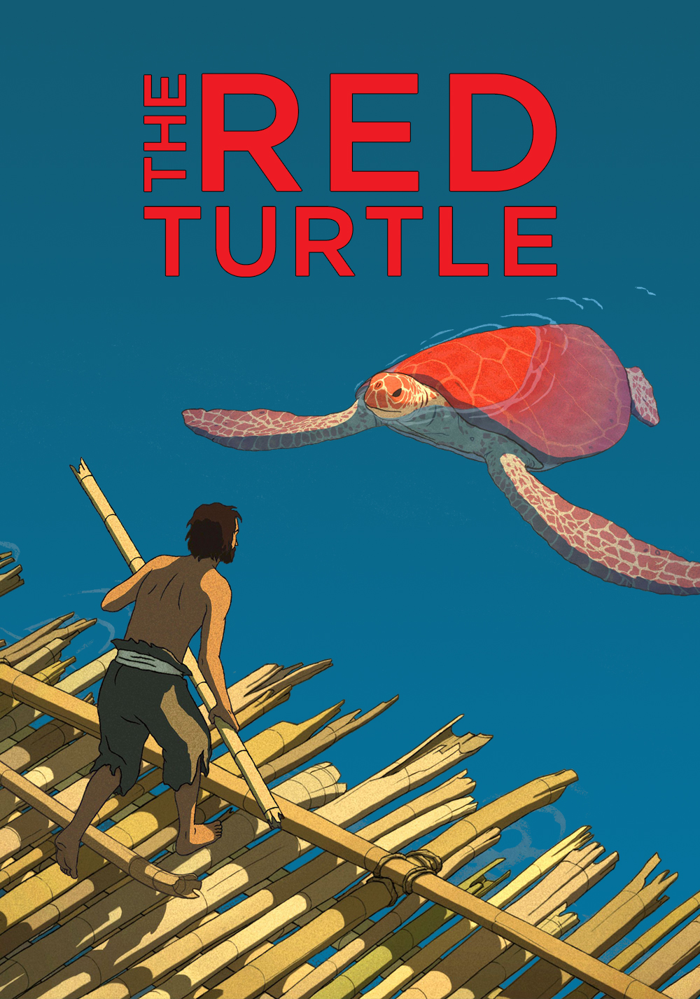 The Red Turtle - age 8+