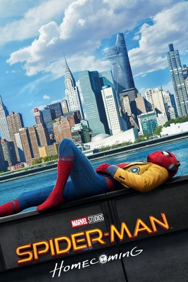 Spider-Man: Homecoming - age 10+