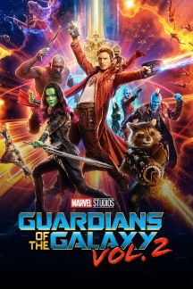 Guardians of the Galaxy Vol. 2 - age 12+