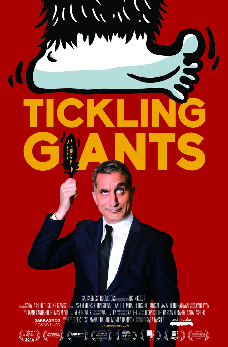Tickling Giants - age 13+