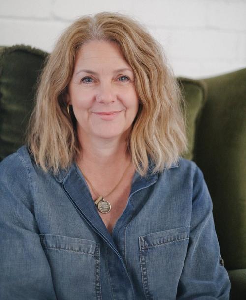 Aid worker, Sandie Walton-Ellery