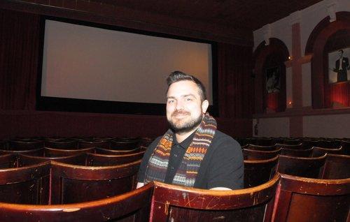 Ben Barton, Silver Screen Cinema Folkestone, 2017