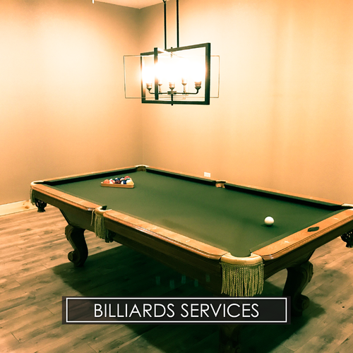 Volunteer Billiards And Games - Pool table movers knoxville tn