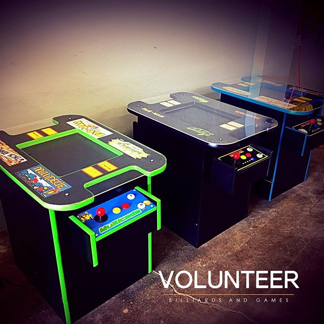 Lots of custom options! #gaming #gamer #arcadegames