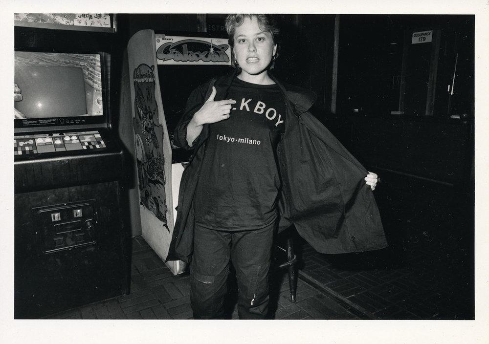 Ann, Los Angeles, ca 1983