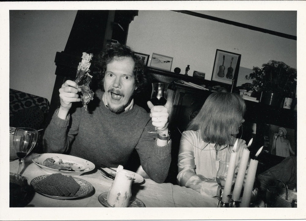 Ingram Marshall, Thanksgiving, Fillmore CA 1981