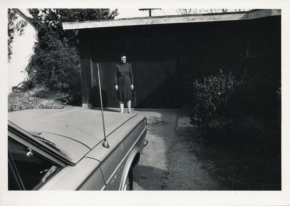 Marilyn, North Hollywood, ca 1977