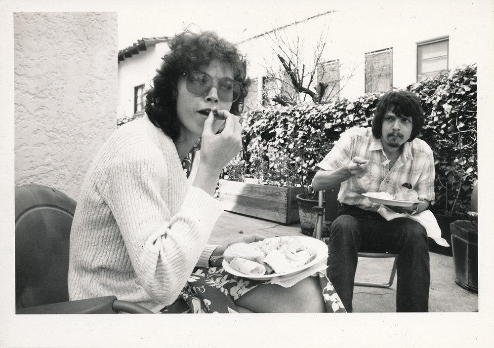 Stephanie and David, Los Angeles, 1978
