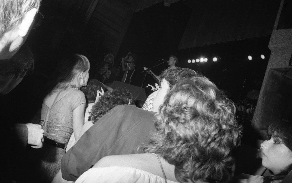 Ska concert, Pasadena. 1980.