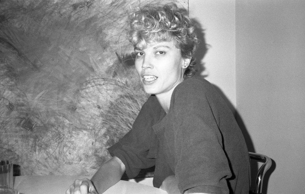 Stephanie. Los Angeles, October, 1982. (2/2)