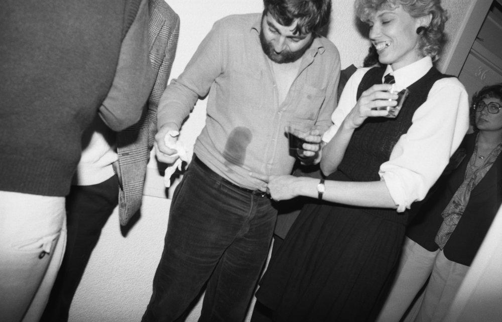 Stephanie, et al. About 1981, Los Angeles. (3/4)