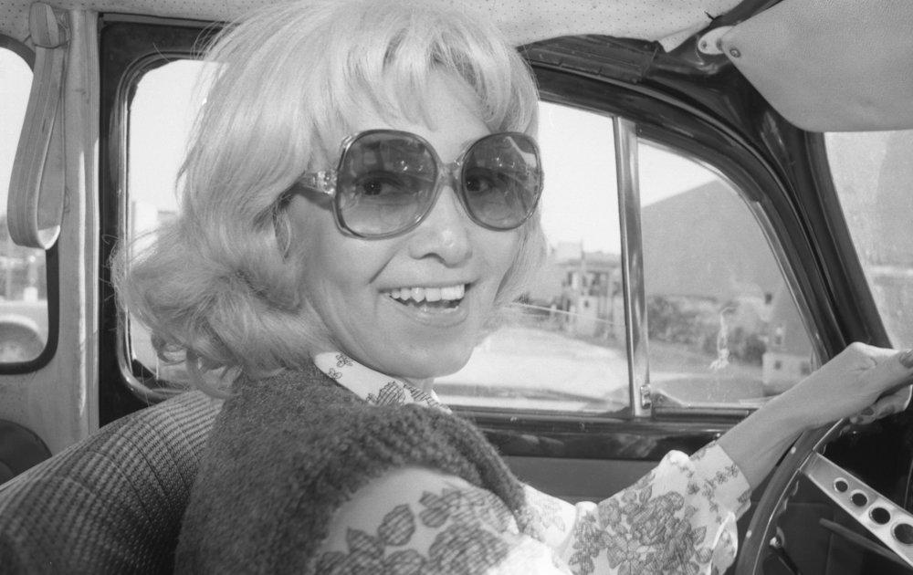 Marsha, Los Angeles, 1981. (1/3)