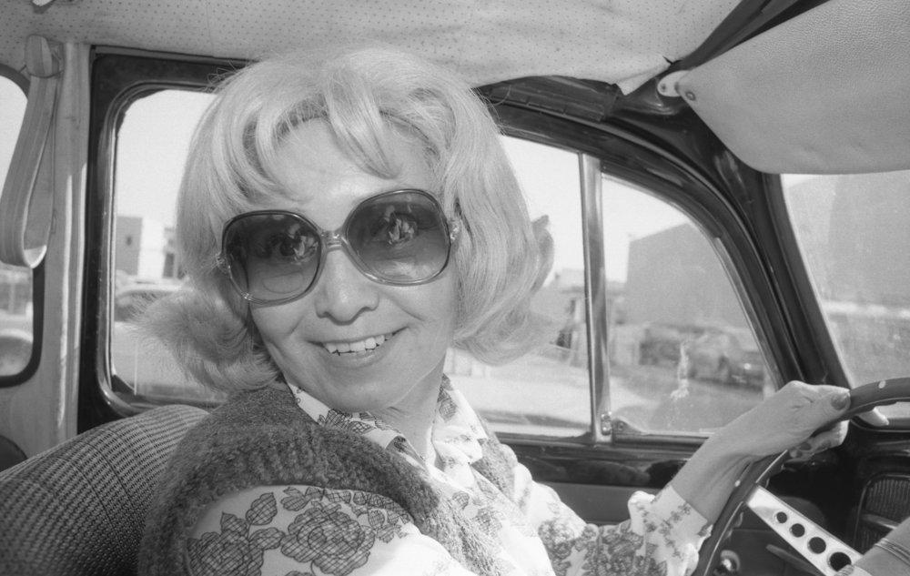 Marsha, Los Angeles, 1981. (2/3)