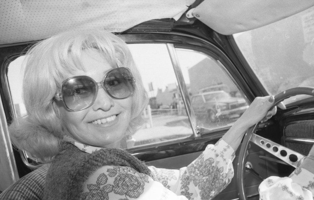 Marsha, Los Angeles, 1981. (3/3)