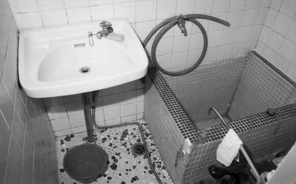 1st apartment in Tokyo. Tsuchiya-bilu, Ebisu 3-chome, Shibuya-ku (6/6)
