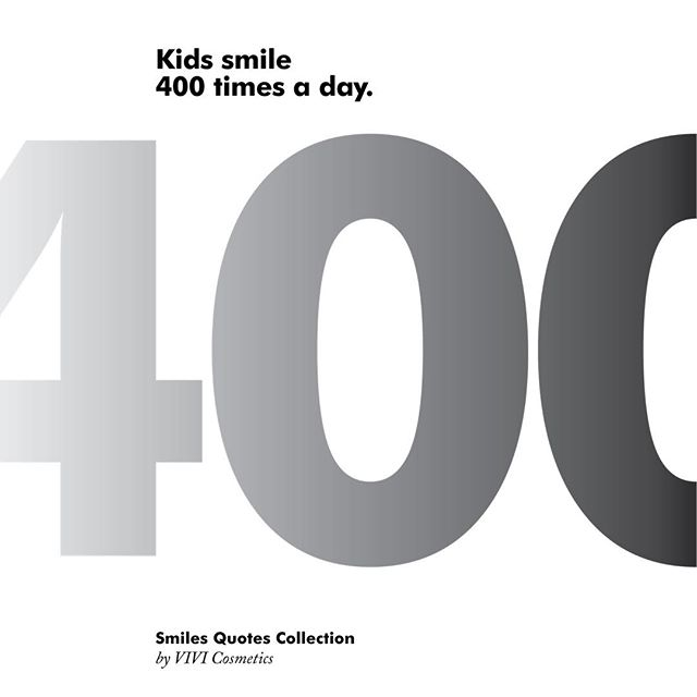Kids smile 400 times a day👍. The average adult - just 20. That's why we decided to move on and create a new collection of  toothbrushes dedicated for our little ones. Keep on following for the news and do not forget to smile.