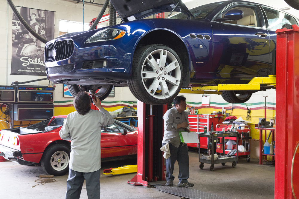 maserati-repair-chicago