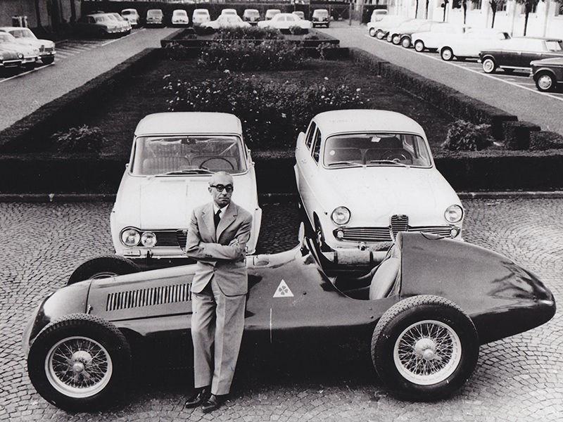 The History of Alfa Romeo — autosprint