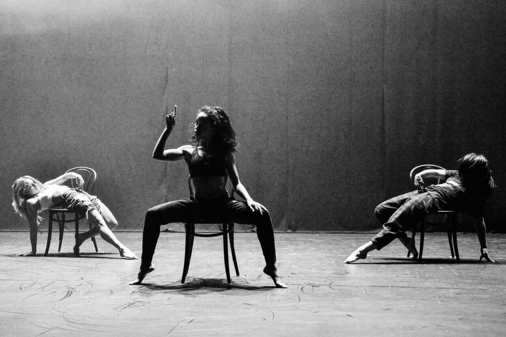 FKA TWIGS 'Soundtrack 7' at Manchester International Festival, photo by Paula Harrowing