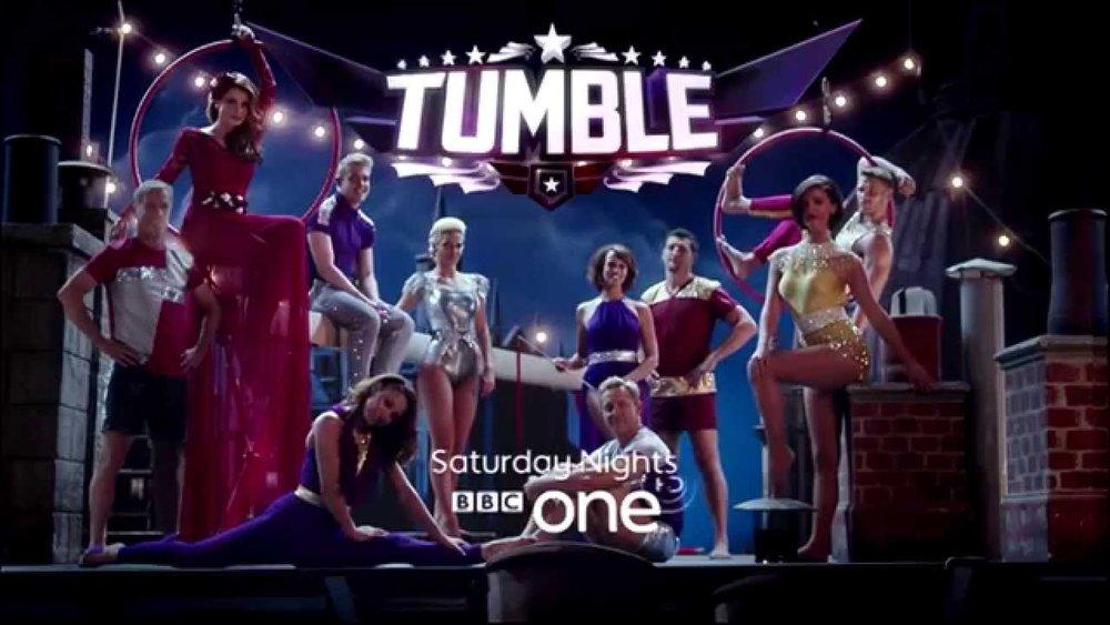 BBC One's Tumble •Circus Consultant