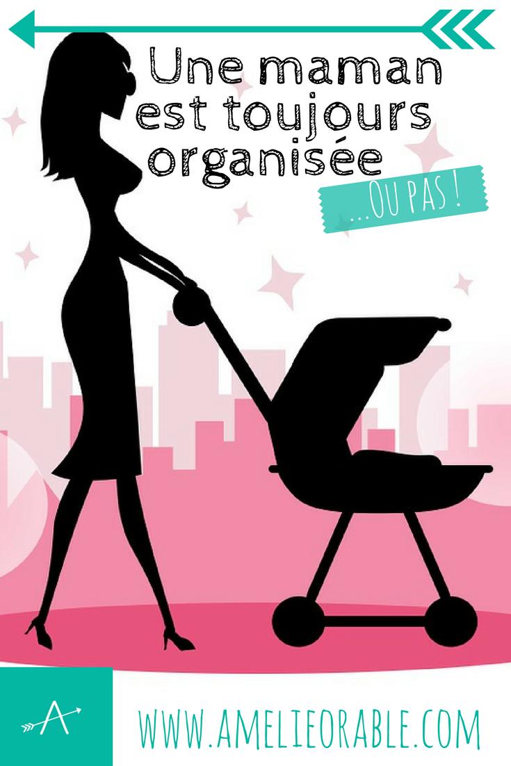 Des mamans  au top dans leur organisation