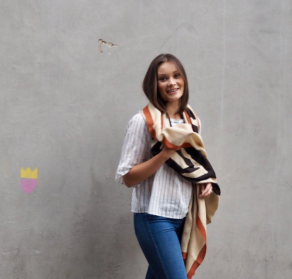 Hanna Pumfrey, Flor + Cesta