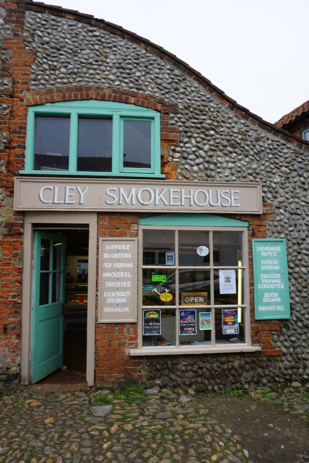 Smokehouse in Cley