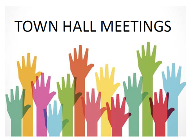Town Hall Meeting Information (English)