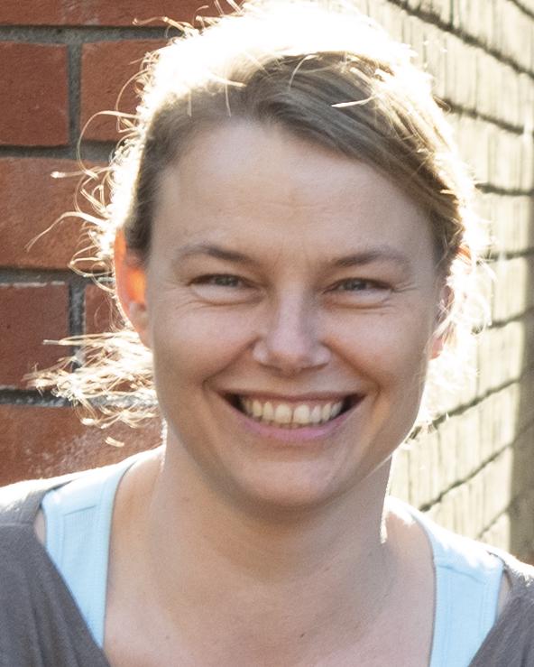 Lewes Osteopath Caroline Jacke
