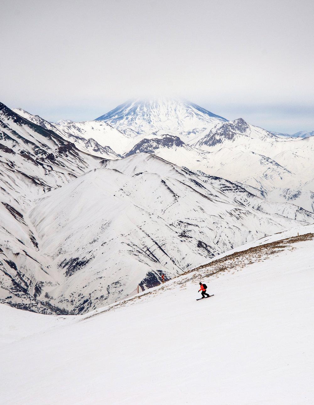 An Unknown White Destination - Winter Activities in Iran