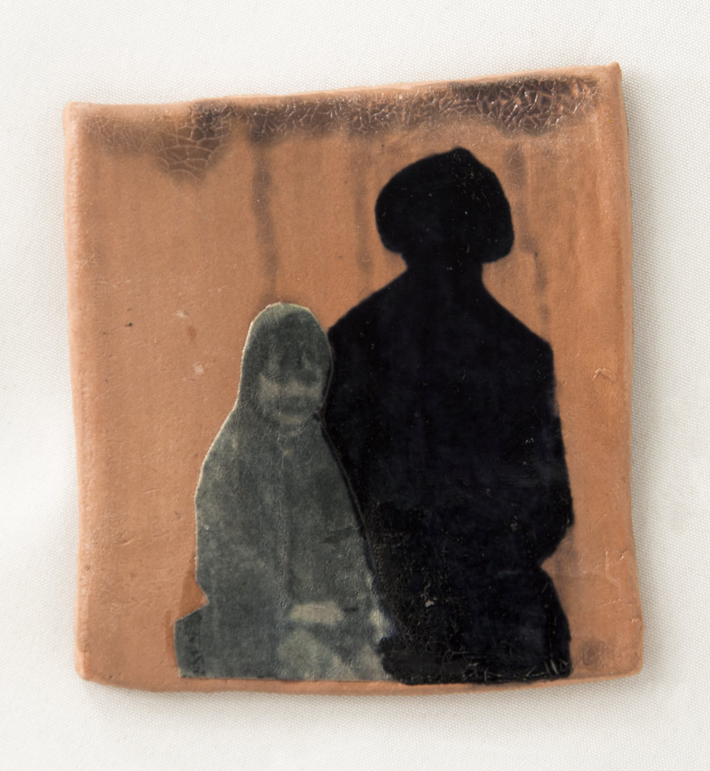 Suzanne's Shadow - Shortlisted and Exhibited