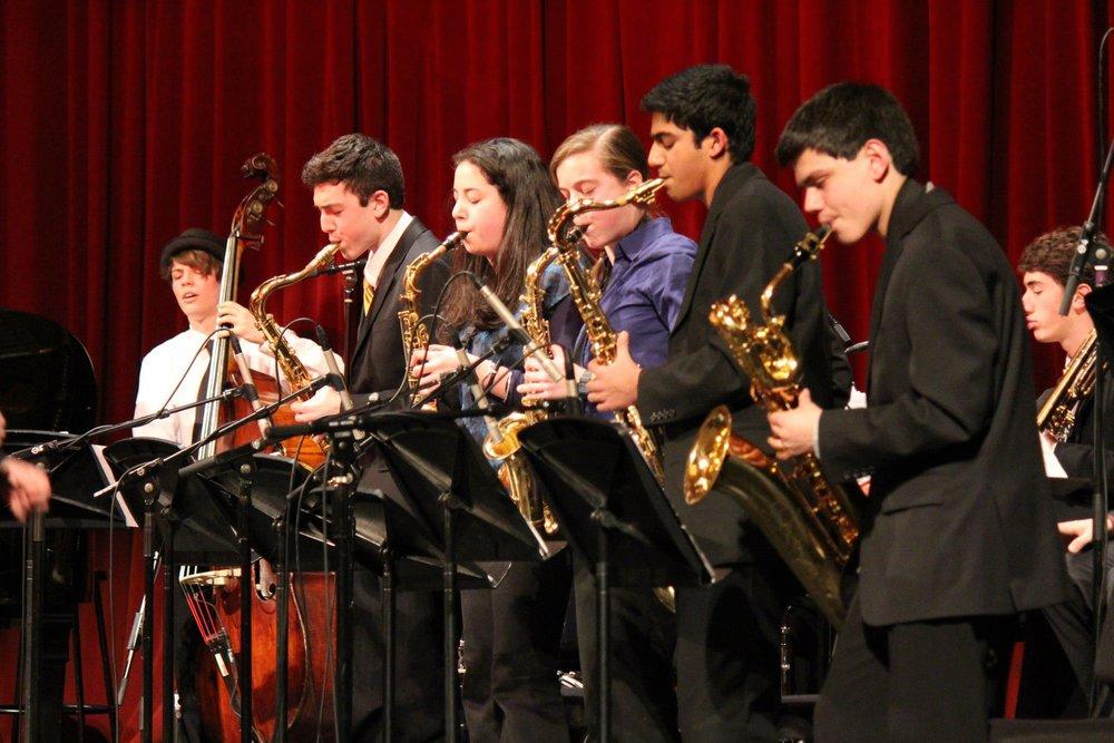 LHS Jazz Ensemble @ Mingus Jazz Competition