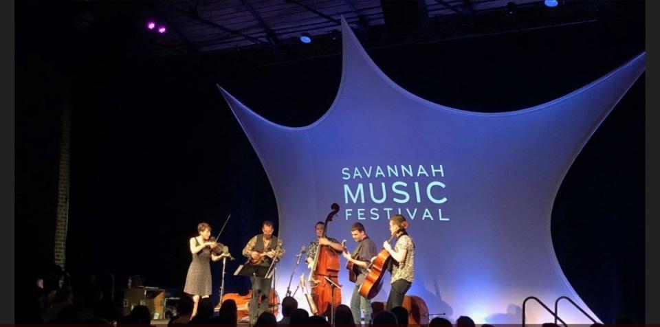 Accoustic Music Seminar at Savannah Music Festival 2018